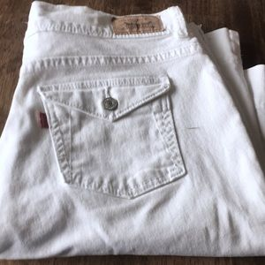 515 Levi's denim shorts size 12